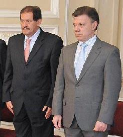 Mauricio Garcia Vicepresidente Angelino