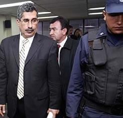 Mauricio Garcia preso