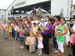 Yolanda Puyana huerfanos