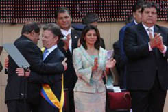 Juan_Charry_vicepresidente_posesion
