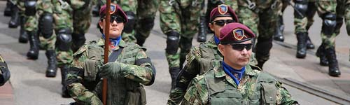 Carlos Medina reingenieria militar insurgencia