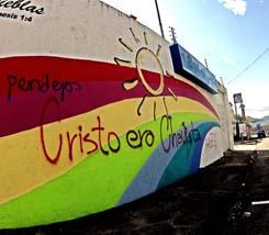 Hugo Ramirez colombianos venezuela grafitti