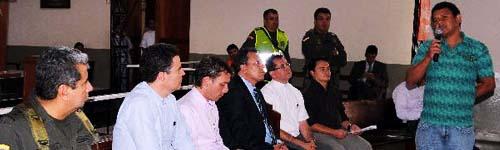 Jorge Giraldo seguridad Medellin crimen