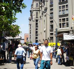 Jorge Giraldo seguridad Medellin informalidad