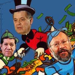 Luis Barreto pensiones millonarias RazonPublica Anyelik