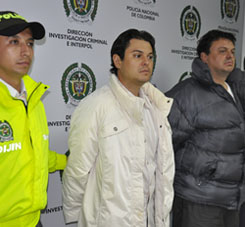 Carlos Garzon violencia local