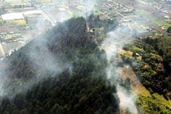 Daniel Quintero incendio forestal sequia