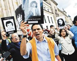 Armando Borrero Palacio de Justicia desaparecidos