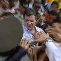 Carlos Lemoine Presidente Santos Razon publica