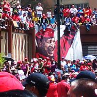 Ricardo Garcia populismo Chavez