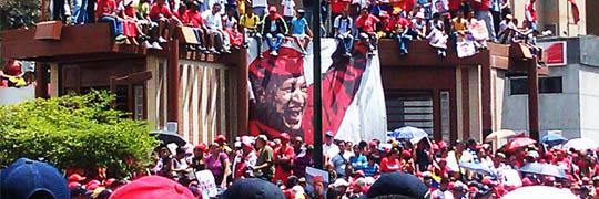 Ricardo Garcia populismo Chavez RazonPublica
