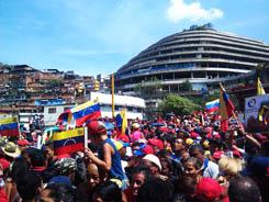 Ricardo Garcia populismo Chavez llanto