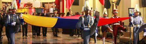 Ricardo Garcia populismo Chavez soldados