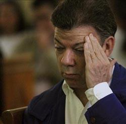 carlos Lemoine Presidente Santos imagen