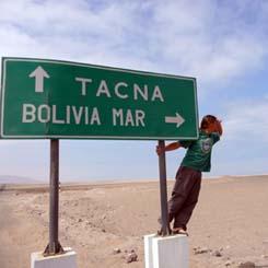 Viviana Garcia Bolivia Chile mar