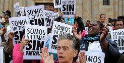 Yamile Salinas ministro agricultura victimas