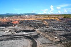 Álvaro Pardo Freno locomotoras mineras Cerrejón carbón minería cielo abierto