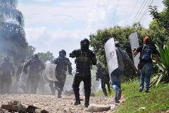 hernando llano Protestas Catatumbo esmad manifestantes Catatumbo