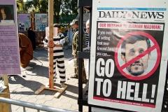 ricardo chica conflictos internacionales prensa ahmadinejad