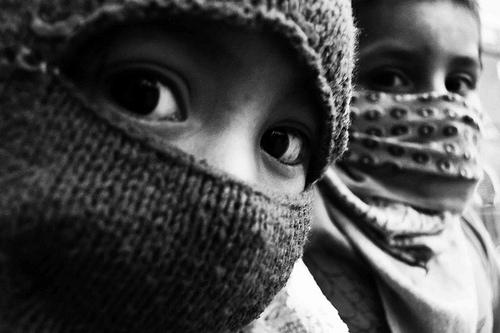 rocio rubio informe niñosun niños encapuchados