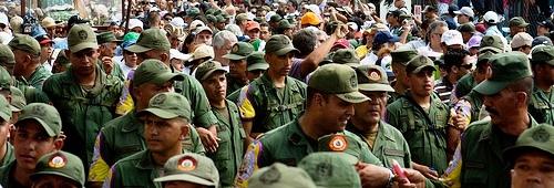 carlosa romerom gobierno maduro soldados venezuela