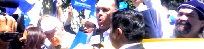 marcela prieto partido conservador manifestantes pconservador