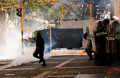 medofilo medina paro manifestaciones
