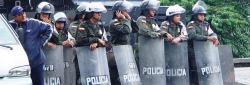 omar rincon esmad protestas