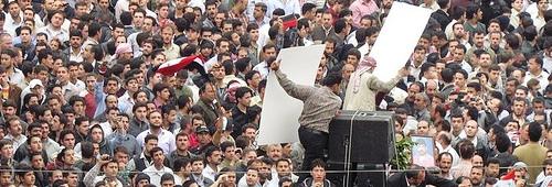 victor currea siria izquierda damasco protesta