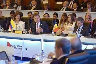 Cumbre iberoamerica