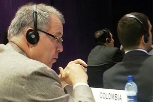 Procurador General, Alejandro Ordóñez.