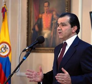 Candidato Oscar Iván Zuluaga