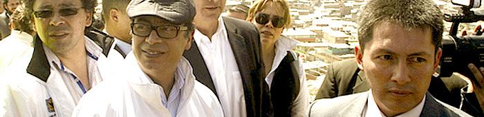 Gustavo Petro en Ciudad Bolívar