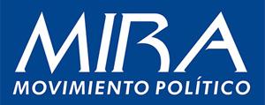 Logo del partido MIRA