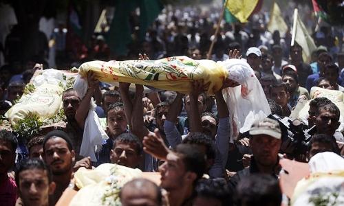 Gaza repite tragedia