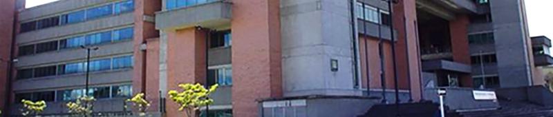 Tribunales de justicia en Bogotá