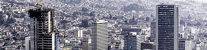 panoramica Bogotá