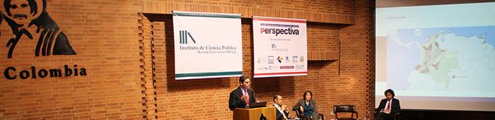Auditorio de la Federación Nacional de Cafeteros.