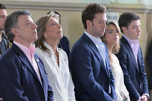 La Familia Santos ha hecho parte de las élites del poder por más de un siglo.