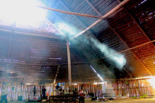 Resguardo indígena Araracuara en Caquetá.
