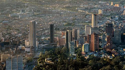 Centro Internacional de Bogotá.