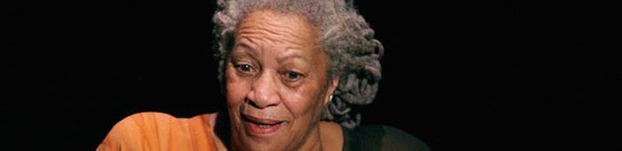 La escritora norteamericana Toni Morrison.