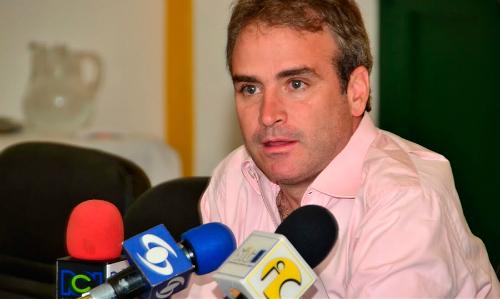 El Superintendente de Industria y Comercio Pablo Felipe Robledo del Castillo.