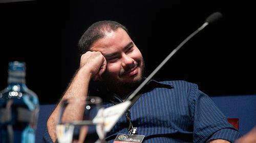 El cineasta colombiano Ciro Guerra, director de El abrazo de la serpiente.