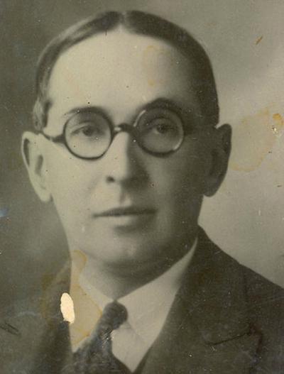 El Ex-presidente Alfonso López Pumarejo