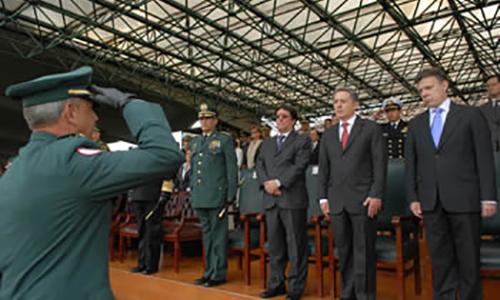 Soldados del Ejército Nacional durante la Toma del Palacio de Justicia el 6 de noviembre de 1985.