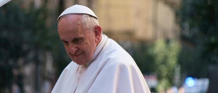 El Papa Francisco I.