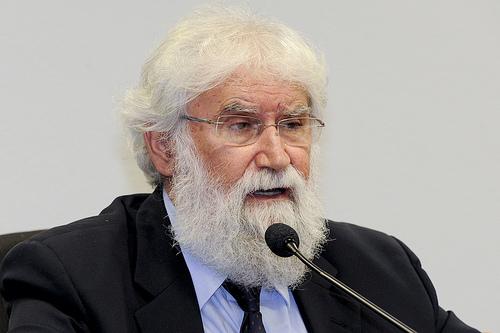 El teólogo brasileño Leonardo Boff.
