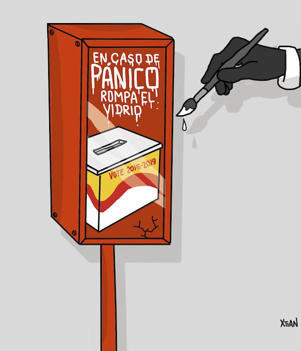 En caso de pánico