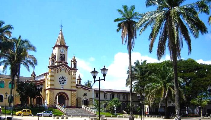 Catedral de Nuestra Señora de Lourdes en Florencia, Caquetá.